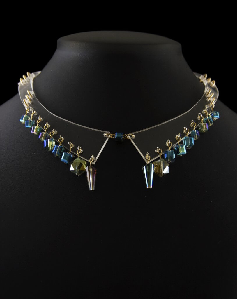 SS14 - TRANSIENT COLLAR NECKLACE